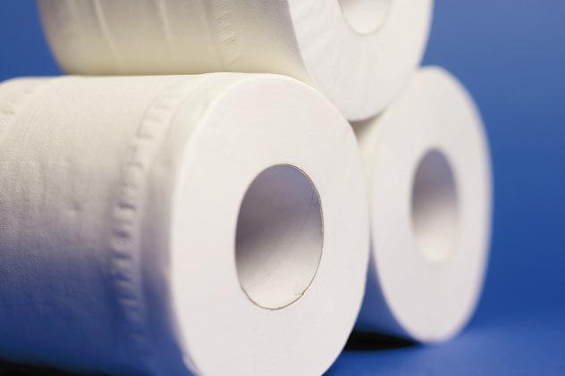 Бизнес идея: производство туалетной бумаги