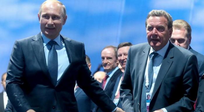 Бывший канцлер Германии Герхард Шредер назначен в наблюдательный совет Роснефти