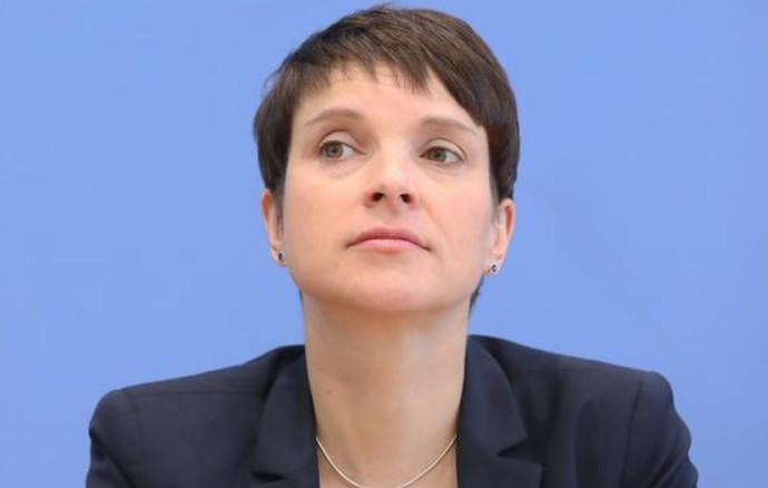 Бывший лидер правой партии Германии обвиняется в лжесвидетельстве