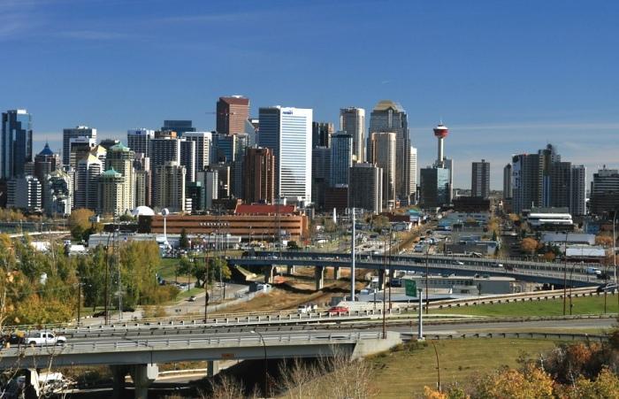 Резня в Канаде: в результате нападения на медцентр в Калгари есть погибшие и раненые