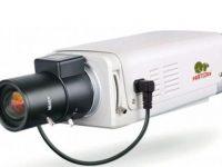 Цифровые видеокамеры под объектив