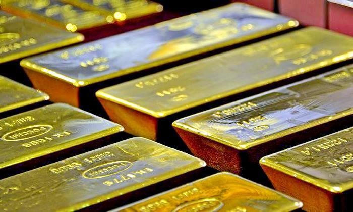 Резервы золота Канады упали до нуля