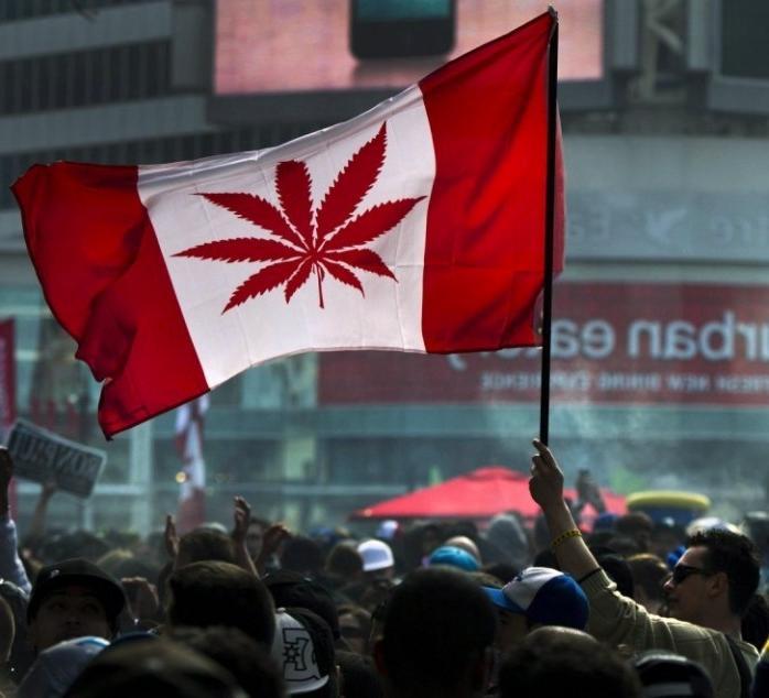 Новый премьер-министр Канады Джастин Трюдо инициирует легализацию наркотиков