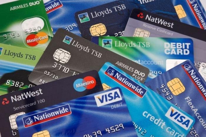 Платежные карты Украины: различия дебетовых и кредитных карт