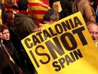 В Каталонии приняли резолюции о выходе из состава Испании