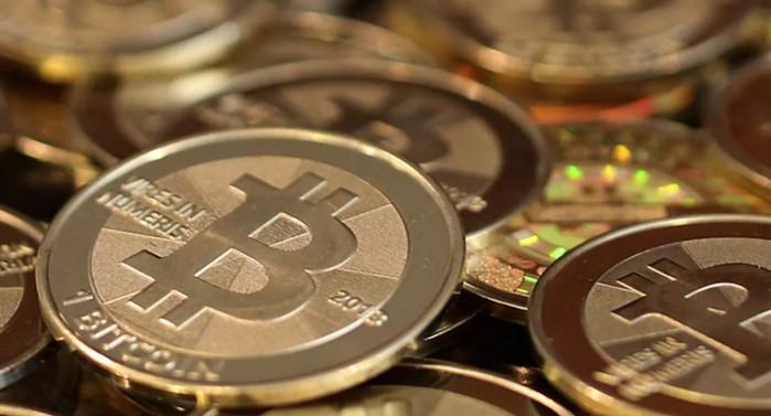 Цена Bitcoin резко пошла вниз