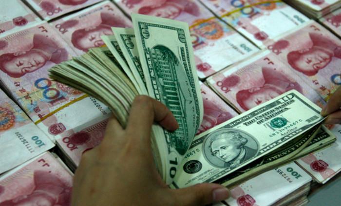 Центральный банк Китая опроверг падение курса юаня к доллару