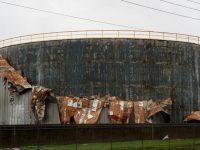 Цены на нефть взлетели из-за разрушительного урагана Харви