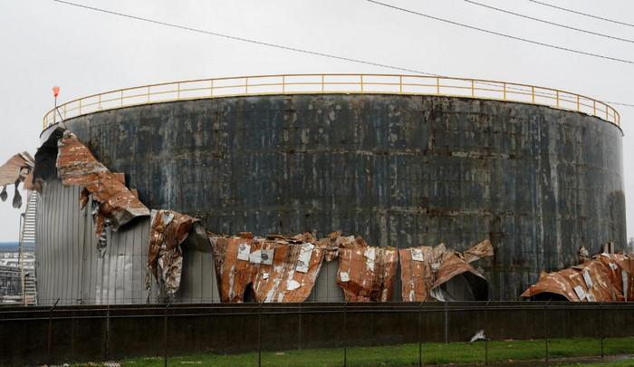 Цены на нефть взлетели из-за урагана Харви