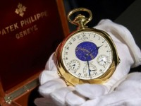 На аукционе Сотбис ушли с молотка самые дорогие в мире часы Henry Graves Supercomplication от Patek Philippe