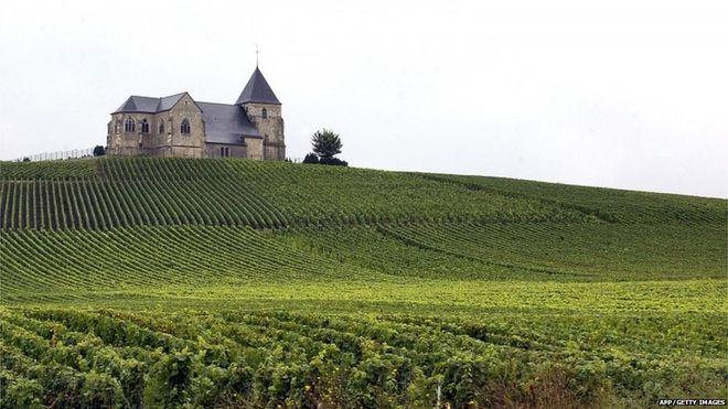 Шампанскому предоставлен статус Всемирного наследия ЮНЕСКО