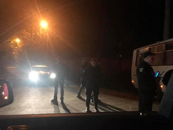 Частная резиденция Порошенко взята правоохранителями под усиленную охрану, —Войцицкая