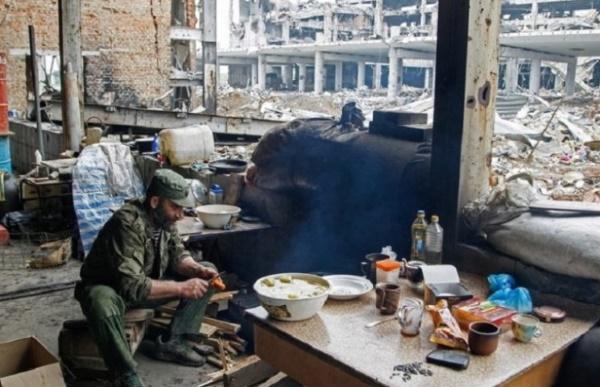 АТО, ВСУ, солдат, еда, питание, сухой паек