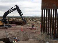 Четыре компании построят экспериментальные участки стены на границе с Мексикой
