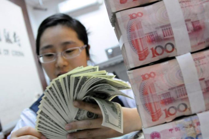 Китай планирует обвалить доллар