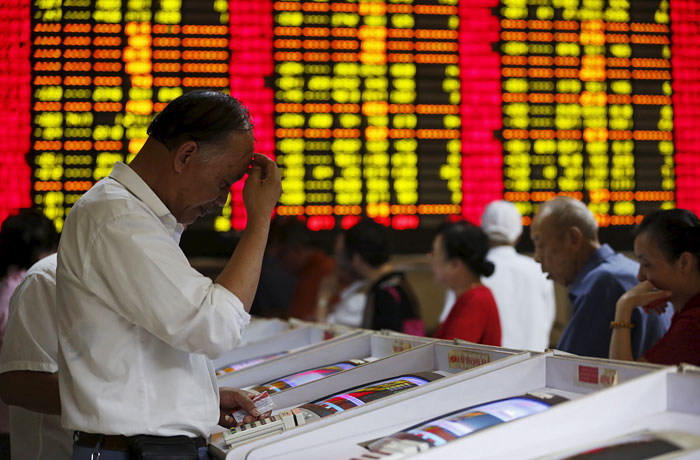 В Китае для поддержки фондового рынка было потрачено почти полтриллиона долларов