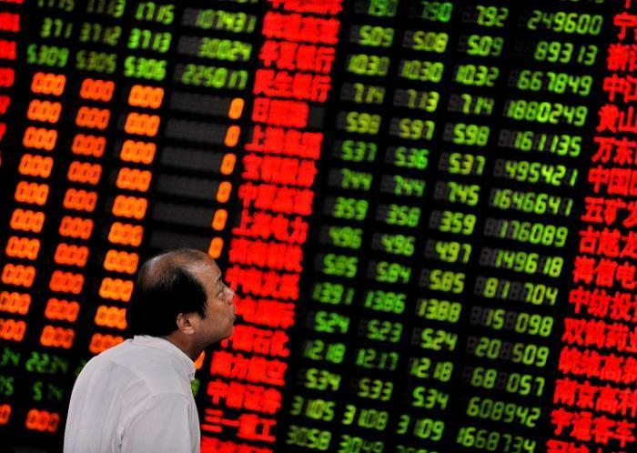 Бизнес-портал fdlx.com Фондовые биржи Китая в очередной раз рекордно обвалились