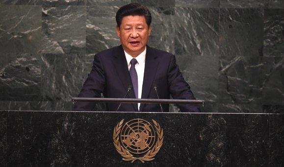Президент Китая пообещал выделить развивающимся государствам $12 миллиардов