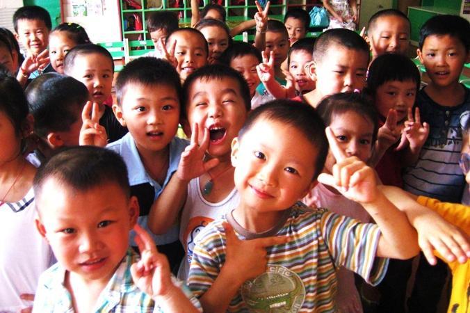 В Китае разрешили иметь большего одного ребенка в семье