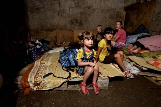 Дети, ребенок, статус, АТО, ООС, Донбасс, переселенцы