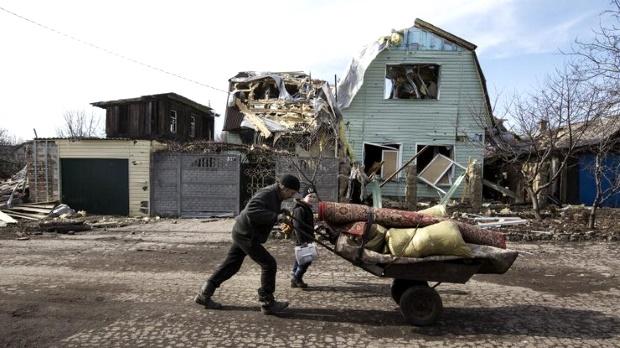 Ребенок, дети, переселенцы, война, льготы