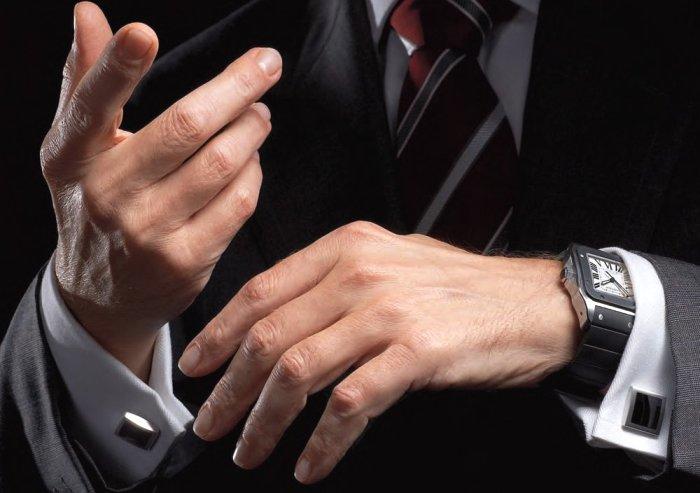 Как выбрать стильные мужские часы?