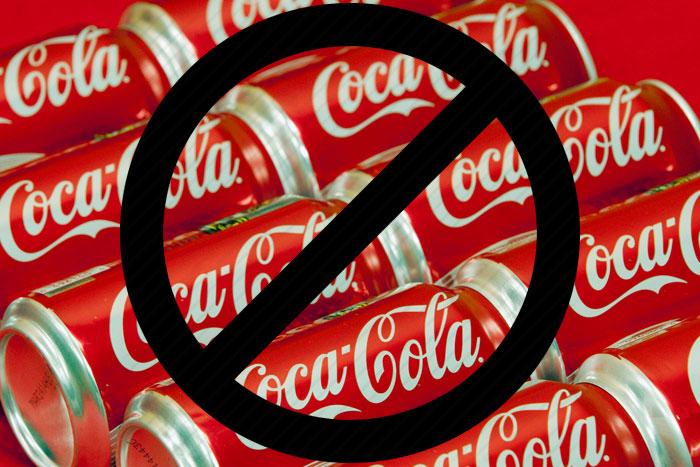 #BanCocaCola Coca-Cola объяснила инцидент с Крымом в составе России