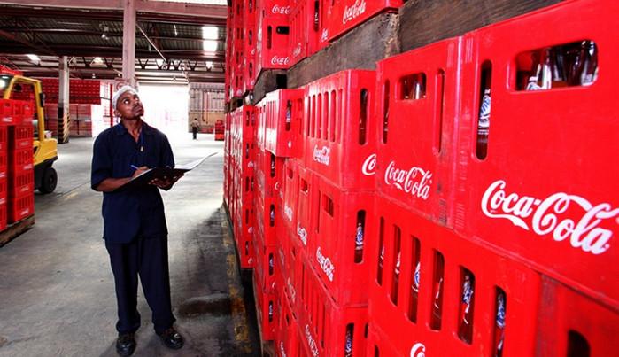 Coca-Cola покупает за $3,2 млрд завод по розливу напитков Budweiser в Африке