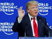 6 главных тезисов в выступлении Трампа на Всемирном экономическом форуме