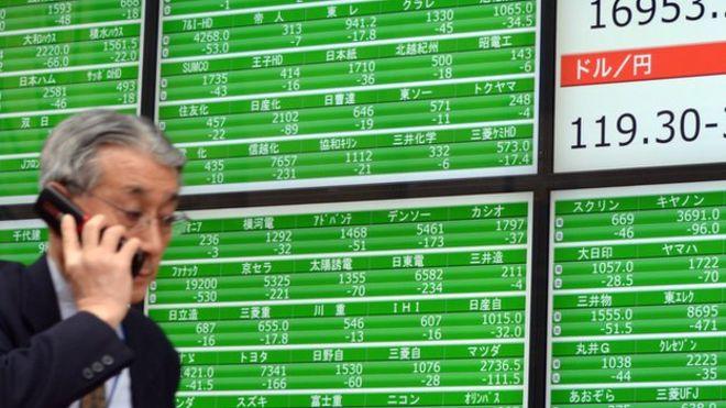 Японские акции, слабость курса иены и отчет о зароботной плате США