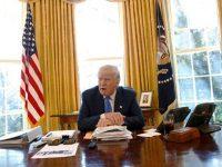 Декларация Трампа за 2016 год: доход $57 миллионов при зарплате $1