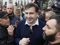 Дело Саакашвили: акция протеста, домашний арест и постановление следователя