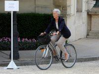Директор МВФ Кристин Лагард не будет списывать долги Греции