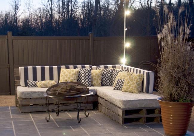Бизнес идея: продажа диванов для дачи