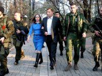 """""""ДНР"""" vs ООН:Захарченко заявил, что расстреляет миротворцев в Донбассе (видео)"""