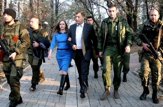 ДНР, Захарченко, жена, миротворцы ООН