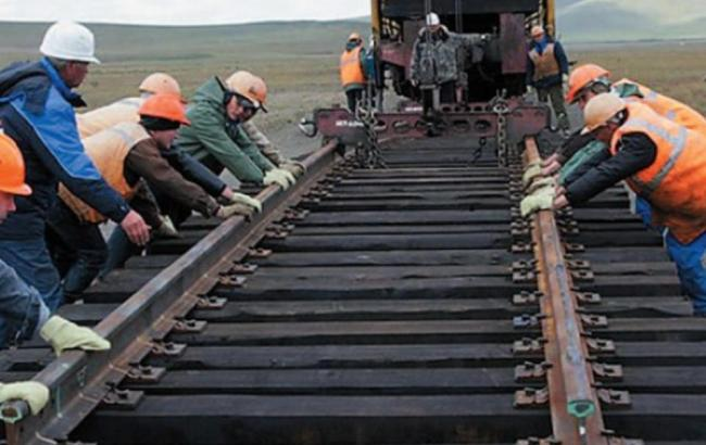 До сентября 2017 года Россия достроит железную дорогу в обход Украины