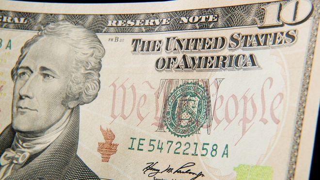 На новой десятидолларовой банкноте США появится лицо женщины