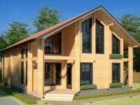 Идея для бизнеса: возведение деревянных домов