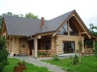 Что использовать для строительства дома: профилированный или клееный брус