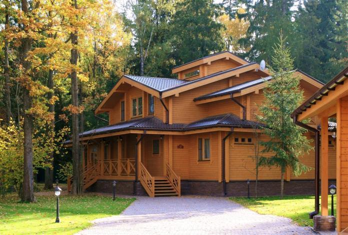 Способы утепления деревянного дома из бруса снаружи