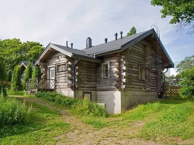 Бизнес идея: сооружение домов из сухостоя