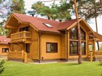 Строительство деревянного дома – выбираем материалы строительства