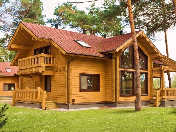 Строительство деревянного дома - выбираем материалы строительства