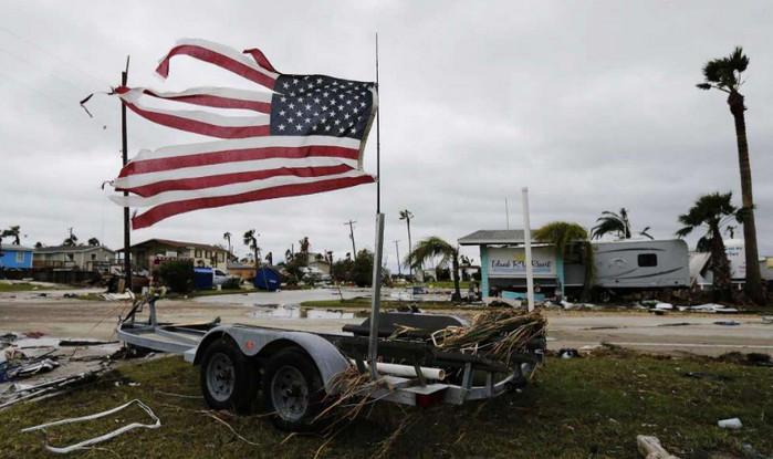 Дональд Трамп отменил правила защиты от наводнений перед ураганом Харви