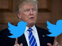 Дональд Трамп публикует первое 280-символьное сообщение в Twitter