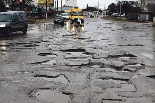 В Украине дороги или направления?