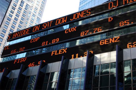 Индекс Dow Jones установил новый антирекорд за 119 лет