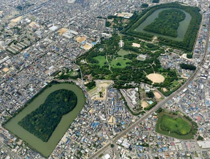 Древние гробницы в японской Осаке могут войти в список всемирного наследия