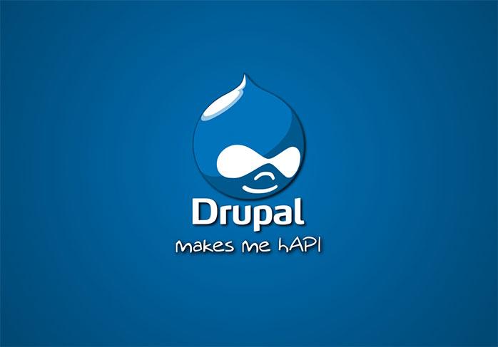 Некоторые особенности работы системы drupal